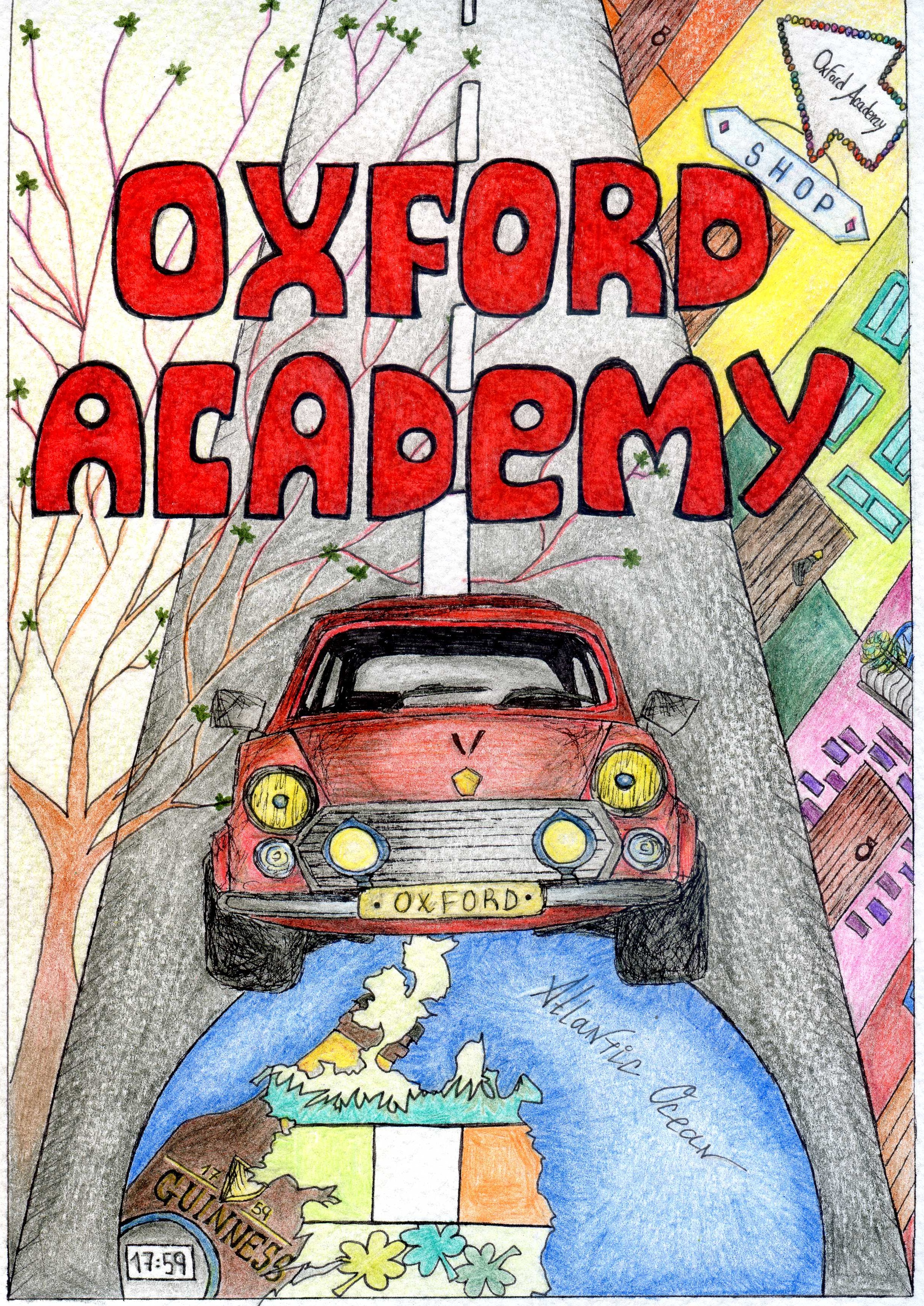 Oxford Magazine